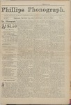 Phillips Phonograph : Vol 4. No. 3 September 24, 1881 by Phillips Phonograph Newspaper