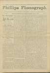Phillips Phonograph : Vol 4. No. 5 October 08, 1881 by Phillips Phonograph Newspaper