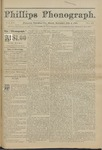 Phillips Phonograph : Vol 4. No. 22 February 04, 1882 by Phillips Phonograph Newspaper