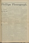 Phillips Phonograph : Vol 4. No. 30 April 01, 1882 by Phillips Phonograph Newspaper