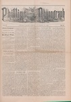 Phillips Phonograph : Vol. 5, No. 9 November 03,1882 by Phillips Phonograph Newspaper