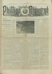 Phillips Phonograph : Vol. 5, No. 37 May 18,1883 by Phillips Phonograph Newspaper