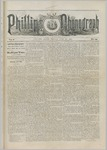 Phillips Phonograph : Vol. 5, No. 42 June 22,1883 by Phillips Phonograph Newspaper