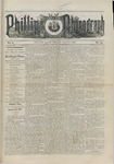 Phillips Phonograph : Vol. 5, No. 44 July 06,1883 by Phillips Phonograph Newspaper