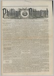 Phillips Phonograph : Vol. 5, No. 46 July 20,1883 by Phillips Phonograph Newspaper