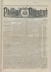 Phillips Phonograph : Vol. 5, No. 47 July 27,1883 by Phillips Phonograph Newspaper