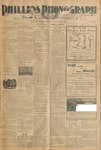 Phillips Phonograph: Vol. 22, No.10 October 20,1899 by Phillips Phonograph Newspaper