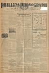 Phillips Phonograph: Vol. 22, No.11 October 27,1899 by Phillips Phonograph Newspaper