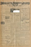 Phillips Phonograph: Vol. 22, No.15 November 24,1899 by Phillips Phonograph Newspaper