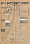 Phillips Phonograph : Vol. 23, No. 11 October 26, 1900 by Phillips Phonograph Newspaper