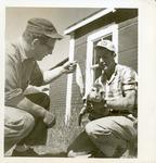 Harry Goodridge and Markie