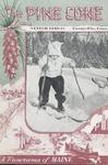 The Pine Cone, Winter 1946-47 by Maine Publicity Bureau