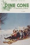 The Pine Cone, Winter 1948-49 by Maine Publicity Bureau