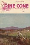 The Pine Cone, Autumn 1949 by Maine Publicity Bureau