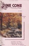 The Pine Cone, Autumn 1952 by Maine Publicity Bureau