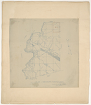 Page 32.5. Plan of Township 5, Range 20 WELS, 1909 by J. F. Phillips