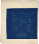 Page 33.5. Blueprint plan of Township 5 Range 11, Piscataquis by Fisher & Bryant and Great Northern Paper Company Division Forest Engineering