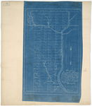 Page 35.5. Plan and Survey of Township No. 1 Third Range West of Kennebec River being a part of the Million Acres belonging to the heirs of William Bingham Esq., 1820 by Eleazer Coburn and John Black