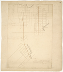Page 37.  Plan of the settling lots in River Townships 1 & 2, east side of Penobscot River, 1825