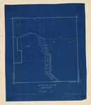 Page 38.5.  Blueprint plan of Settlers Lots in Township 3 Range 2 BKP WKR, Jerusalem, Franklin County