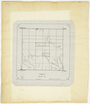 Page 54.5.  Plan of T34 Middle Division, Hancock County