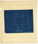 Page 59.5.   Blueprint plan of Township 19 Range 11, Aroostook County