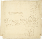 Page 60.  Plan showing the additional survey of several lots of land in Township No. 18 Range 7 West from the East line of the State