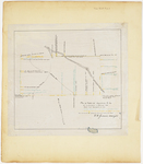 Page 01.5. Plan of Public Lot, Magalloway Plantation, as resurveyed in February 1916. by W. H. Jenne