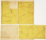 Page 03. Plan of Township 2 Range 4 NBKP;  Plan of Township 1 Range 4 NBKP (Boydtown);  Plan of Township 6 Range 7 WKR; Plan of Township 2 Range 7 BKP WKR (Misery)