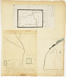 Page 05. Plan of Township 6 in the Fourth Range of Townships East of the Penobscot River; Plan of Township 3 Range 7 WELS; Plan of Township 1 in the Sixth Range East of the Kennebec River by William Flint, Charles Eddy, and Richard Lord