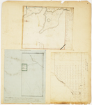 Page 08.  Plan of Attean Township;  Plan of East half of Township 3 Range 8 WELS;  Plan of Chase Stream Township