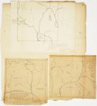 Page 12.  Plan of Township 6 Range 7; Plan of Public Lands in Township 3 Range 5 WKR;  Plan of Public Lands in Township 4 Range 5 WKR
