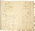 Page 18.  Plan of Public Land in Township 4 Range 12;  Plan of Township 4 Range 1 NBKP;  Plan of Public Land in Township 3 Range 13;  Plan of Public Land in Township 2 Range 12;  Plan of Township 5 Range 14