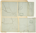 Page 20.  Plan of Township A Range 6 WELS;  Plan of Township 3 Range 1 NBPP;  Plan of Township 1 Range 8 WELS;  Plan of Township 2 Range 8 NWP