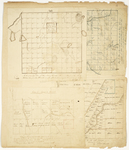 Page 22.  Plan of Township 2 Range 5 BKP EKR;  Plan of Township 8 Range 3 WELS;  Plan of half Township Letter E Range 2 WELS;  Plan of Township 12 Range 5 WELS