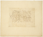 Page 30.  A Plan of Township 11, Range 1 WELS (Cary Plantation)