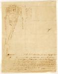 Page 01.  Plan of Oliver Leonard's Land adjoining Eddyton