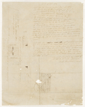 Page 01.  Plan of 1800 acres laid between Raymond and Bakerston for James Johnson, Esq. and others, also 650 acres for Captain Webb