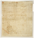 Page 01. Plan of Township No. 2 in the Second Range west side of Penobscot River, 1797 by Eliashib Delano