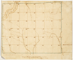 Page 02.  A plan of Township 2 of the 3rd Range as surveyed in April and May AD. 1833