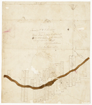 Page 03. Plan of Township No. 1, 3rd Division, containing 24,920 acres including the Settlers' Land by Samuel Titcomb