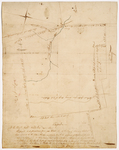 Page 04. Plan of 11,520 acres of land on the southeasterly part of Township 4 for the use of Phillips Academy, 1799 by Lothrop Lewis