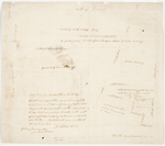 Page 04. Plan of Land Granted to Milton Academy, 1809 by Lothrop Lewis