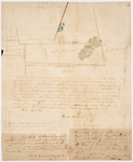 Page 06. Plan of grant of land between Bethel and the grant to Dummer Academy in the County of Oxford, 1814 by Alexander Greenwood