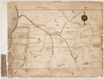 Page 07.5.  Plan of Township No. 3 East Side Penobscot River, Third and Fourth Quarters, copied from a plan made by George A. Herrick, 1842
