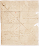 Page 08.  Plan of half a township of land surveyed and laid out for Joseph E. Foxcroft, Esq. containing 11,520 acres, including waters, by order of the Hon. Lothrop Lewis, Surveyor General.