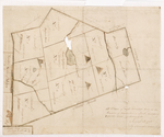 Page 08. Plan of 8 Townships lying in the Counties of Cumberland and Lincoln containing 194361 acres including water, 1793. by Samuel Titcomb