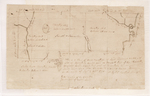 Page 08. Plan of three Townships of Land adjoining on the west side of Kennebeck River and on the north line of the Plymouth Company Land. by Ephraim Ballard