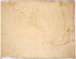 Page 08.5. Plan of the southwest part of the Town of Orono which was formerly Number 5 on the west side of Penobscot River in the County of Penobscot. by Andrew Strong and Japheth Gilman