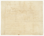 Page 11.  A Plan of No. 12 Township, one of the six Townships which lays on the [back line?] of townships formerly surveyed by Jones and Frye 1786
